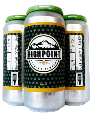 Size Crowler Highpoint Brew Co