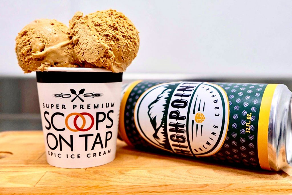 2 year Anniversary Scoops On Tap - Belgian Strong Ale